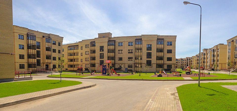 Продажа однокомнатной квартиры деревня Исаково, Рябиновая улица 6к1, цена 3850000 рублей, 2021 год объявление №347880 на megabaz.ru