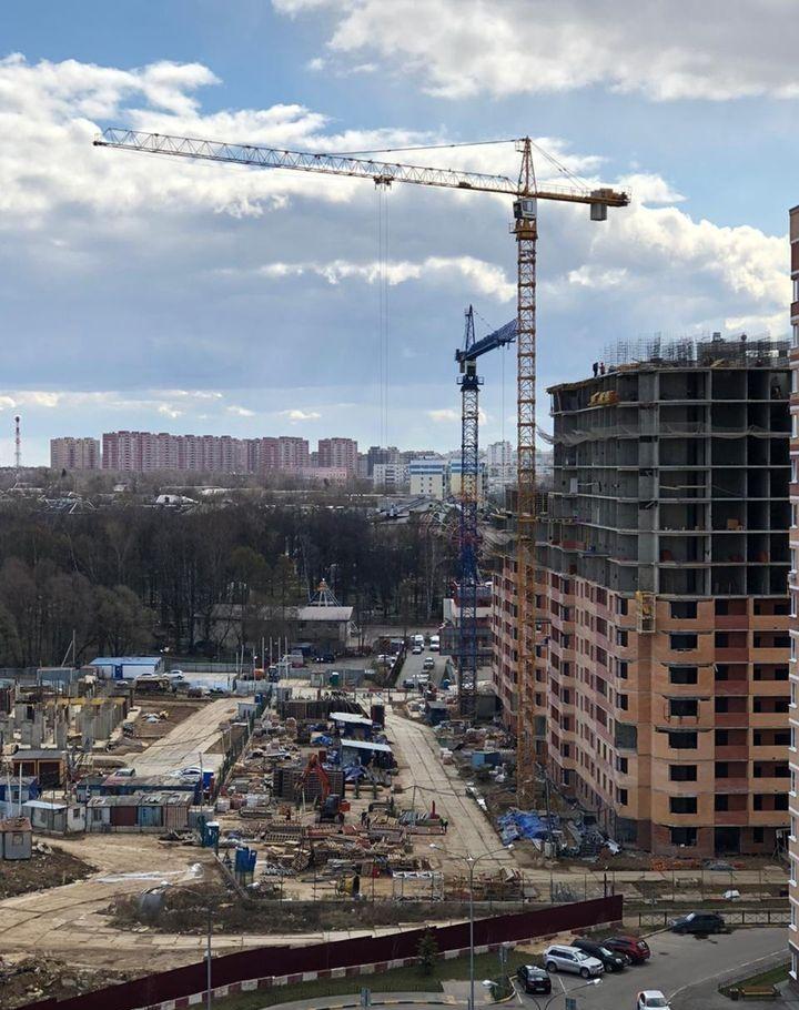 Продажа однокомнатной квартиры Видное, бульвар Зелёные Аллеи к2/5, цена 4800000 рублей, 2021 год объявление №348362 на megabaz.ru