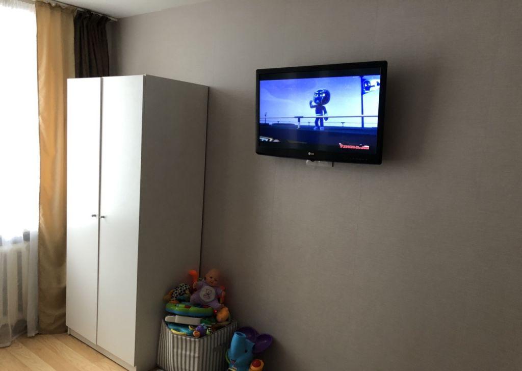 Аренда трёхкомнатной квартиры Пересвет, улица Королёва 4, цена 20000 рублей, 2021 год объявление №996098 на megabaz.ru