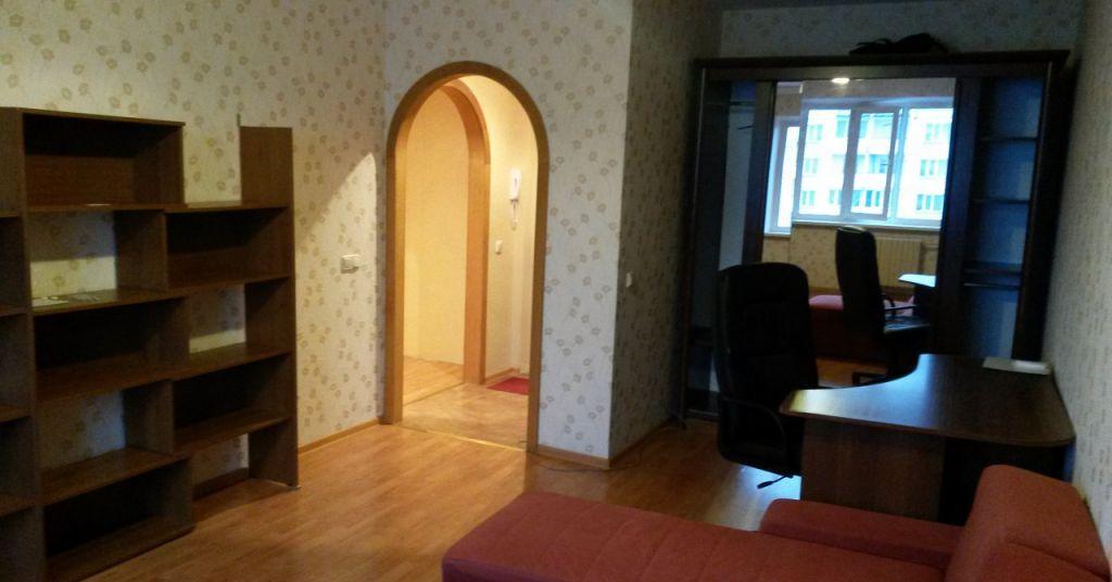 Аренда однокомнатной квартиры поселок городского типа Андреевка, цена 21000 рублей, 2021 год объявление №678594 на megabaz.ru