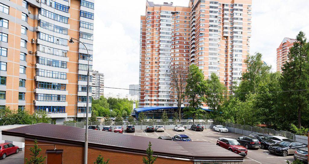 Купить четырёхкомнатную квартиру в Москве у метро Проспект Вернадского - megabaz.ru