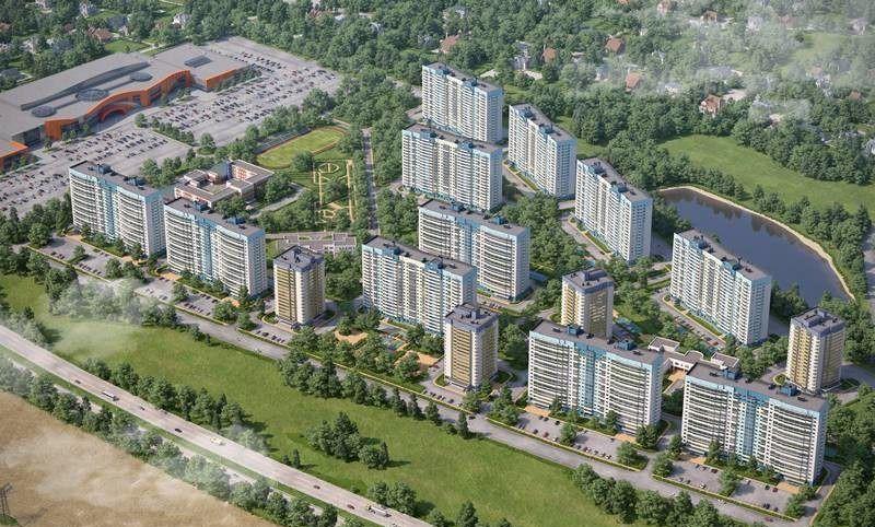 Купить однокомнатную квартиру в Москве у метро Бульвар адмирала Ушакова - megabaz.ru