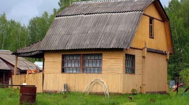 Продажа дома деревня Алфёрово, цена 400000 рублей, 2021 год объявление №231702 на megabaz.ru