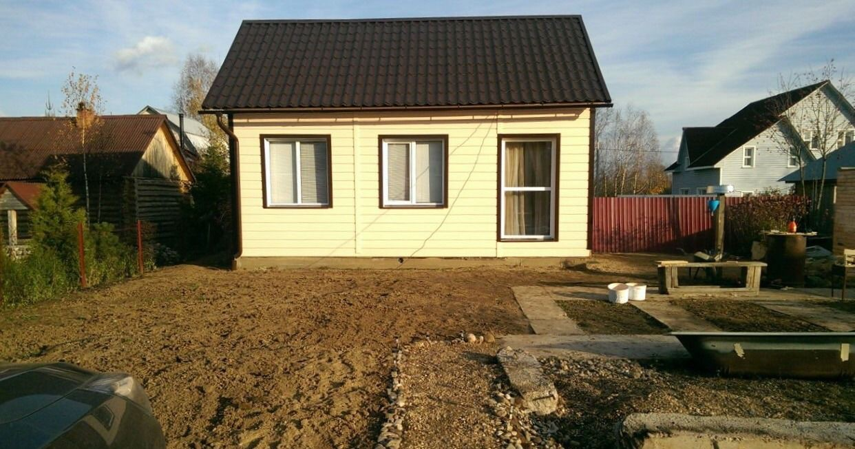 Продажа дома СНТ Восход, цена 1200000 рублей, 2021 год объявление №53353 на megabaz.ru