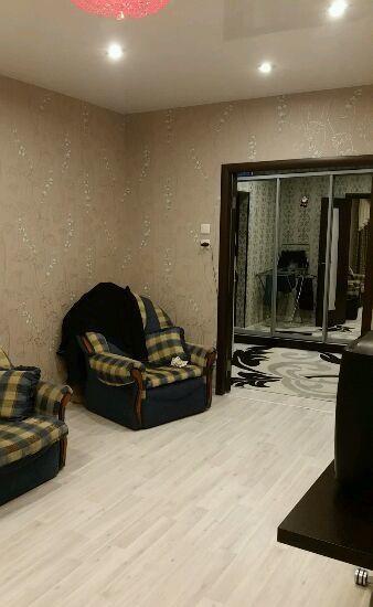 Аренда комнаты поселок городского типа Октябрьский, улица 60 лет Победы 3, цена 14500 рублей, 2021 год объявление №395339 на megabaz.ru