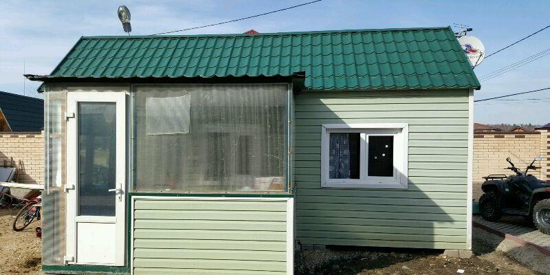 Продажа дома поселок Мещерино, цена 250000 рублей, 2021 год объявление №53391 на megabaz.ru