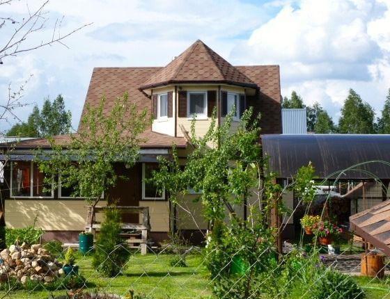Купить дом в Садовом товариществе нижняя морозовка - megabaz.ru