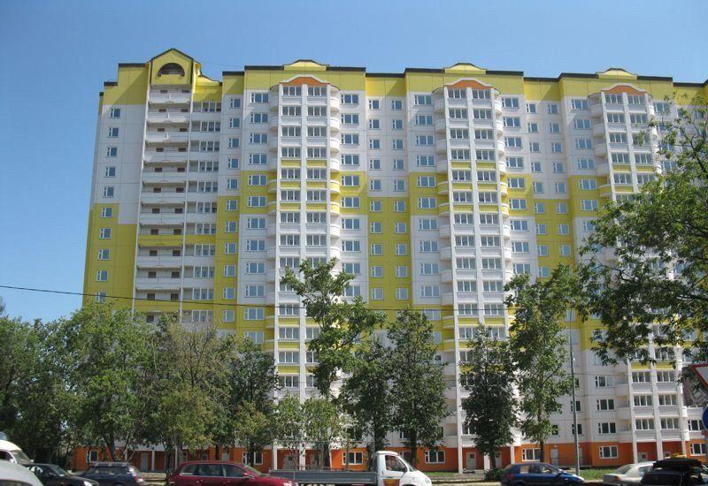 Продажа двухкомнатной квартиры поселок городского типа Октябрьский, метро Выхино, цена 4300000 рублей, 2021 год объявление №54690 на megabaz.ru