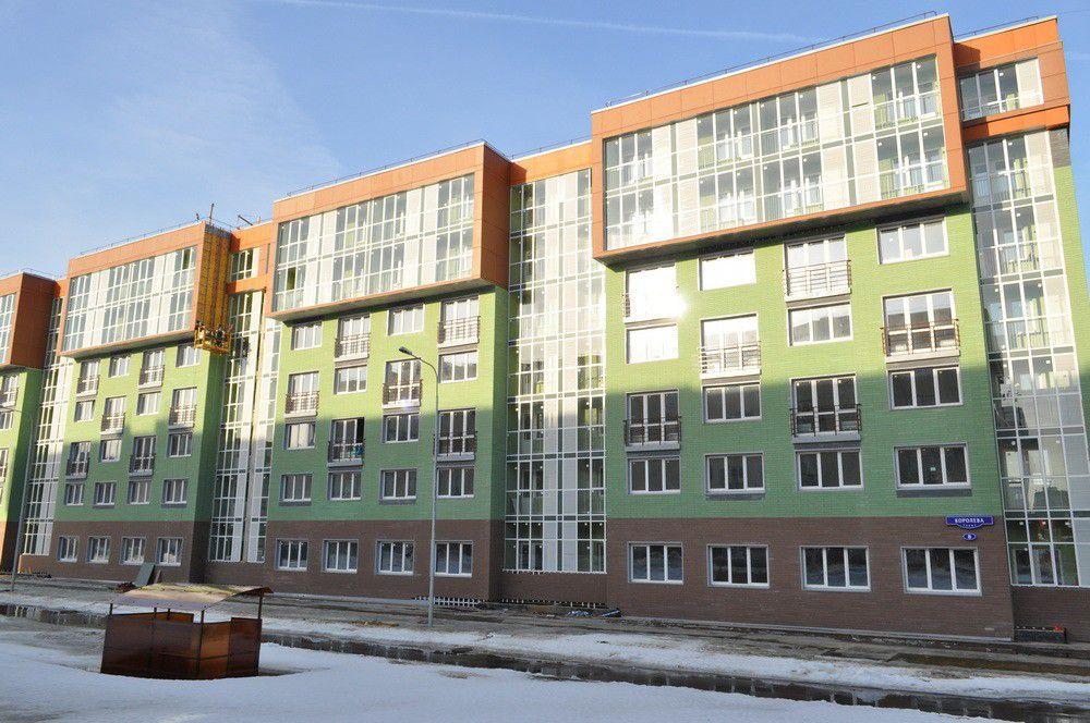 Аренда двухкомнатной квартиры поселок городского типа Нахабино, цена 2000 рублей, 2021 год объявление №405018 на megabaz.ru