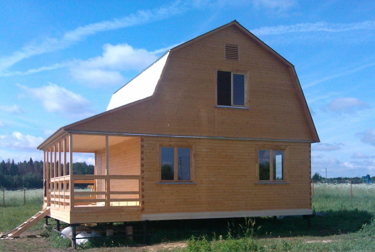 Купить дом в Деревне волкуша - megabaz.ru