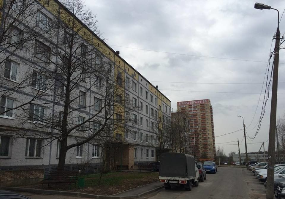 Продажа однокомнатной квартиры деревня Чашниково, метро Речной вокзал, цена 2300000 рублей, 2021 год объявление №57604 на megabaz.ru