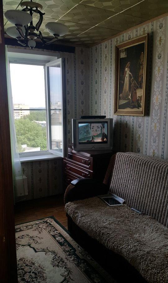 Продажа трёхкомнатной квартиры поселок городского типа Томилино, метро Лермонтовский проспект, цена 6800000 рублей, 2020 год объявление №62328 на megabaz.ru